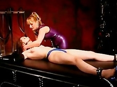 RUBBER Shacking up SEX SLAVES