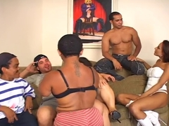 Super Freak Brazilian Orgy with Momentary People
